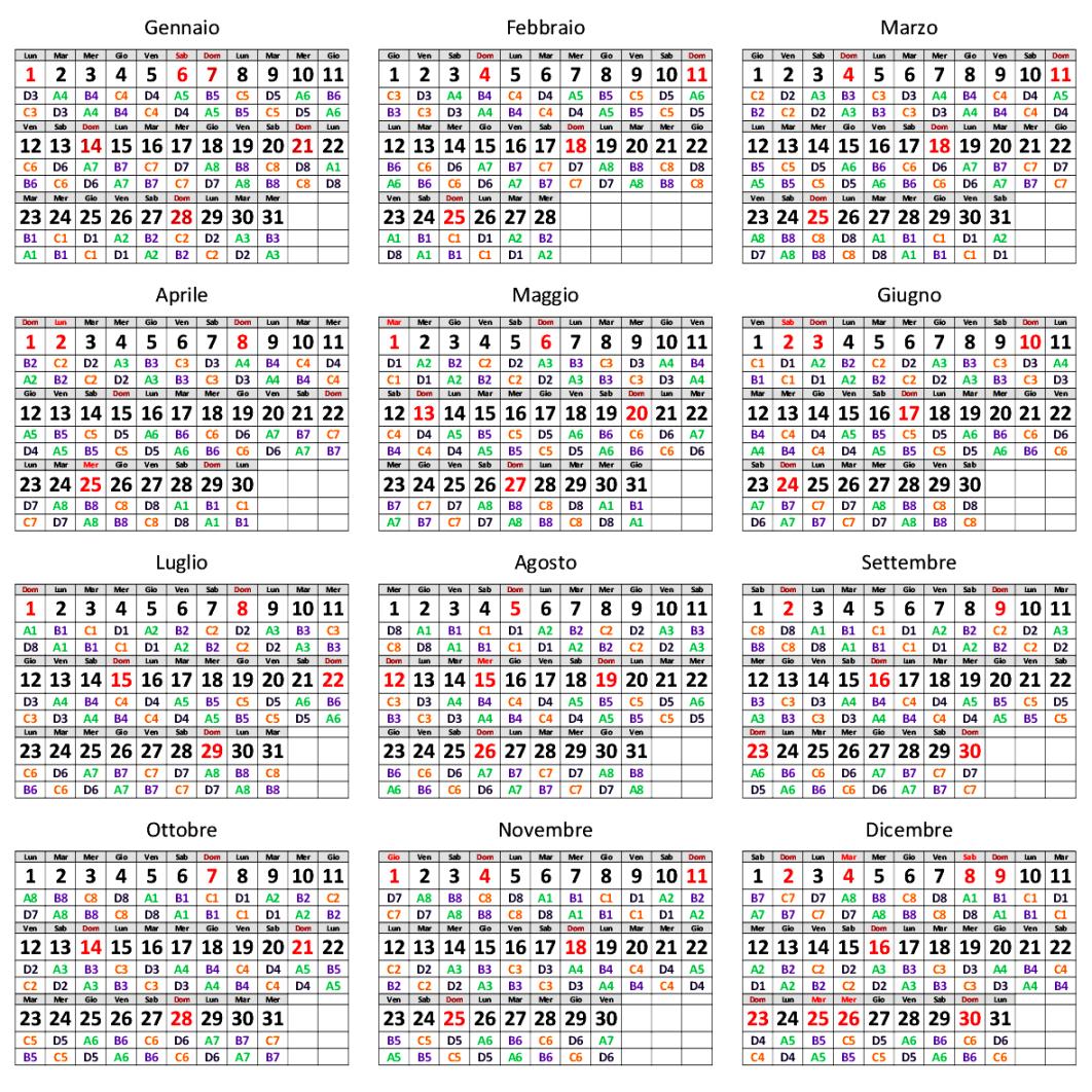 Calendario Vvf.Vigilfuoco Net Il Turnario 2018 Dei Vigili Del Fuoco